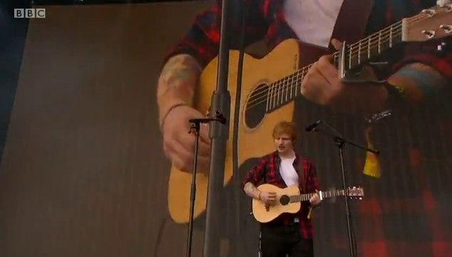 Ed Sheeran - Full set - Radio 1 Big Weekend - Glasgow 24/05/14