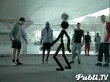 Pub - Nike Football - Freestyle Stickman