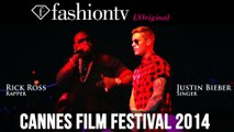 Rick Ross & Justin Bieber @ Gotha Club, Cannes Film Festival 2014   FashionTV
