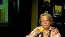 """Christel Pernet : """"L'eau est un gage de paix"""""""