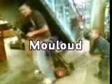 Mouloud ki fait le con!!!