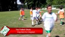 Antalya Dsi SPOR Futbol Okulu 25 Mayıs Antrenman Maçı