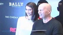 Bruce Willis' Wife Emma Heming Breastfeeds Daughter Evelyn