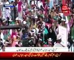Haider Abbas Rizvi addresses MQM Rally