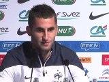 Football / Equipe de France / Gonalons et l'objectif Euro 2016 - 25/05