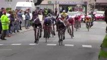 Arrivée de l'étape 4 - Ronde de l'Isard 2014