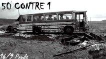 50 CONTRE 1 ¥ Film d'école ¥ CINEMA POLAR THRILLER ENQUETE POLITIQUE POLICE GENDARMERIE VIOLENCE BANDITISME TRAFIC AUDIOVISUEL JUSTICE  TRAHISON VENGEANCE HOMME FEMME GODARD ANTONIONI NOUVELLE VAGUE CLCF VAL OISE NICE ISLE-ADAM CERGY PARIS BESANCON CANNES