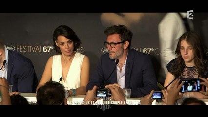 Hazanavicius et Bejo : le couple de cinéma