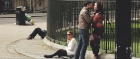 Réactions des gens face à des Violences conjugales dans la rue!