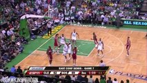 LeBron James vs Paul Pierce Full Highlights 2008 ECSF G7 Cavs at Celtics - SiCK!!