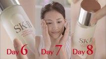 00109 pg sk-ii haruka ayase health and beauty - Komasharu - Japanese Commercial