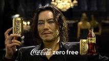 00116 coca cola zero etsushi toyokawa beverages cool - Komasharu - Japanese Commercial