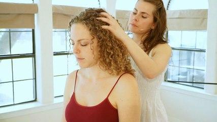 ASMR Scalp & Head Massage. How Give A Relaxation Head Massage, Binaural 3D SoundUntitled