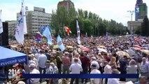 Ukraine : les premiers mots de Petro Porochenko, donné vainqueur à la présidentielle