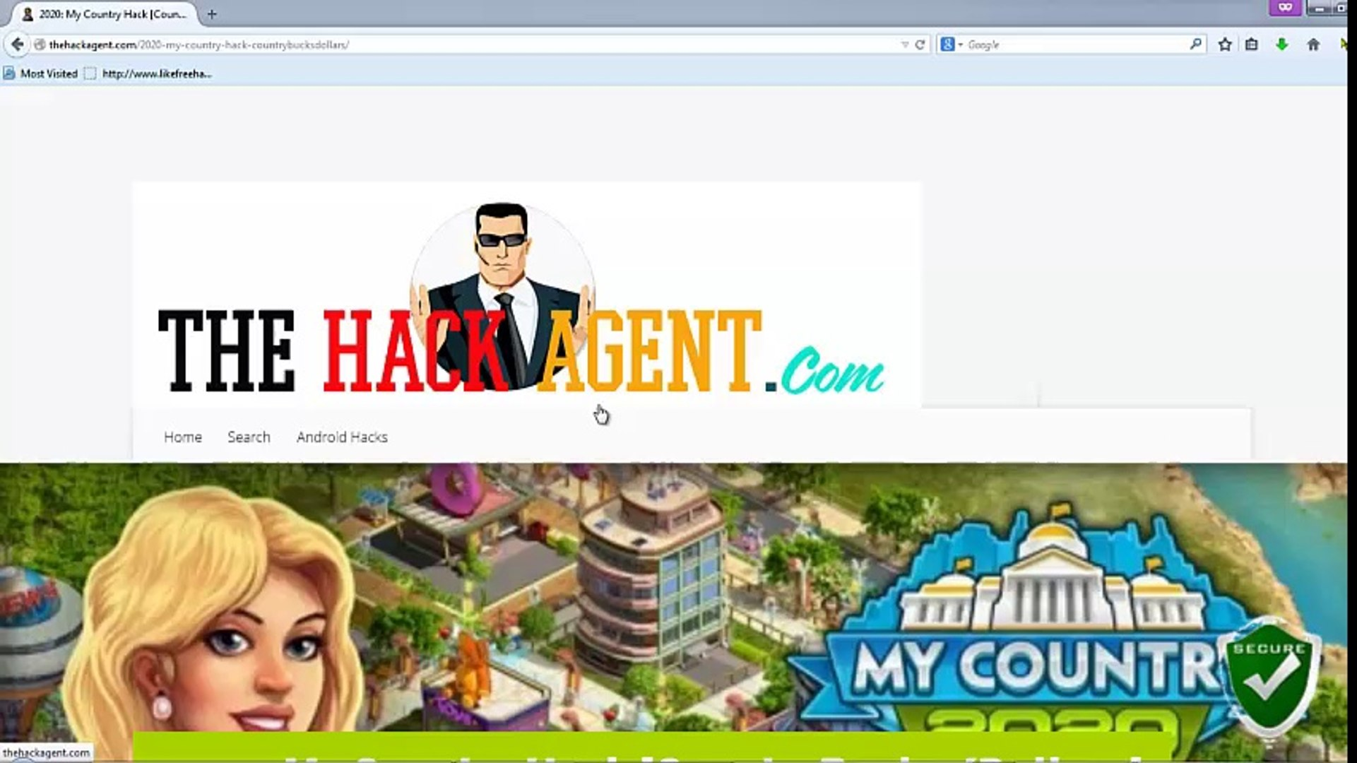 Download 2020: My Country Hack [Unlimited CountryBucks/Dollars] Android/iOS  Updated May 2014 Free