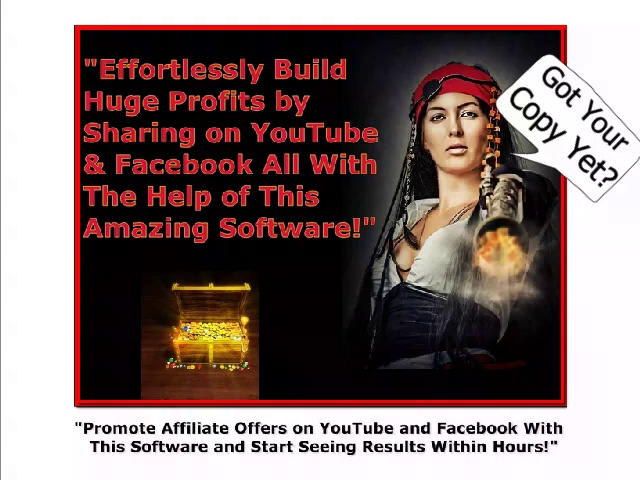 Profit Pirate Review – A Review For Profit Pirate – Make Money Online With CPA Offers