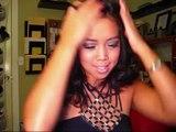 Vanessa Hudgens Harika Buklelerden Topuza