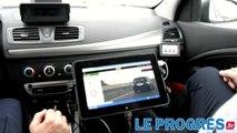 Le radar embarqué dans une voiture de police banalisée : comment ça marche