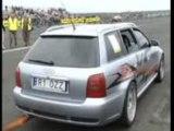 Audi RS4 - Brutal Acceleration
