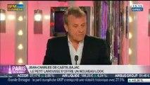 Le Paris de Jean-Charles de Castelbajac, créateur de mode, dans Paris est à vous - 26/05