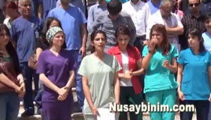 Nusaybin KESK Kadın Meclisinden Hasta Tutsaklar İçin Açıklama