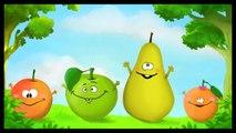 Pomme pêche poire abricot - Comptines