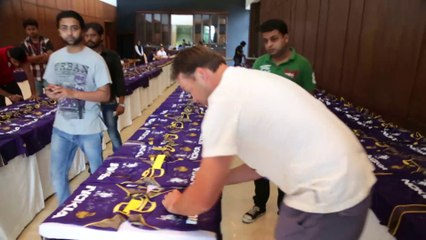 "THE KNIGHTS ""FAV DAY OF THE TOURNAMENT"" 