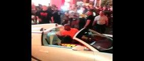 Floyd Mayweather briga com rapper rapper T.I