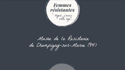 Le musée de la Résistance de Champigny-sur-Marne