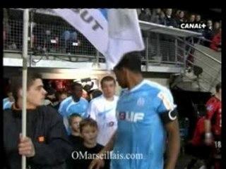 L1, Saison 06/07: Rennes-OM
