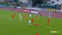 La superbe bicyclette de Pierre Webo - Macédoine vs Cameroun (0-1)   Match amical