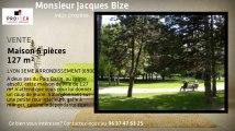 A vendre - maison/villa - LYON 3EME ARRONDISSEMENT (69003) - 6 pièces - 127m²