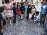 Blog do Silas -Crianças da AD de Alvorada cantando em Crioulo.