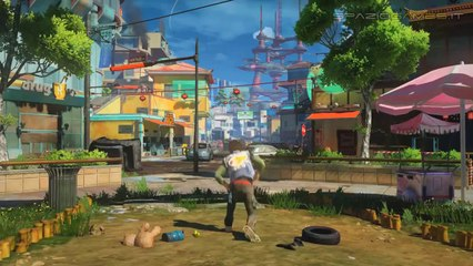Sunset Overdrive - Video Anteprima HD ITA Spaziogames.it