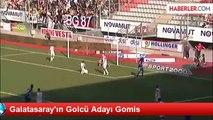 Galatasaray'ın Golcü Adayı Gomis