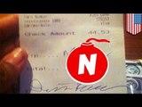 Red Lobster racist receipt: Devin Barnes sues