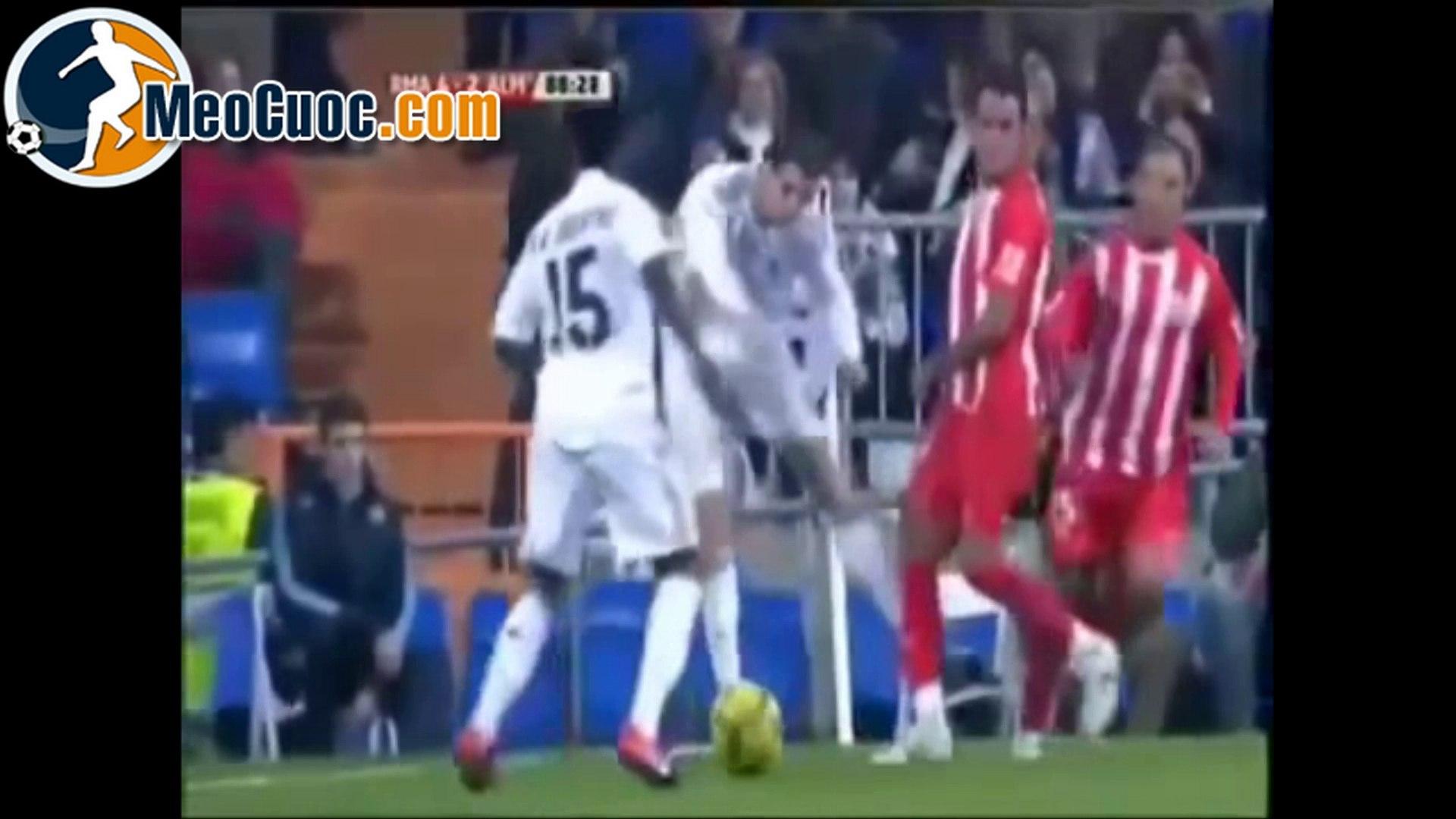 Những tình huống hài hước của Ronaldo - Dự đoán bóng đá