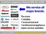Carefree Appliance Repair 480-351-6290