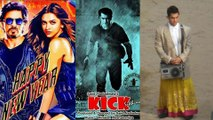 Happy New Year, Kick, P.K – Upcoming Movies In 2014