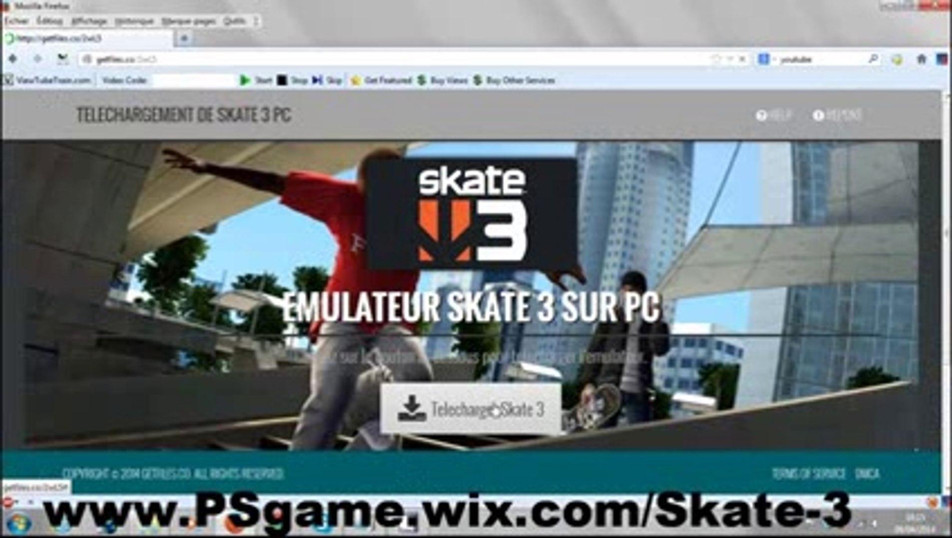 Top Five Skate 3 Ps3 Rpcs3 Download - Circus