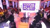 """Mathilde Seigner """"pas fan"""" de """"Touche pas à mon poste"""""""