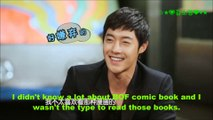 (1080p) Kim Hyun Joong (Eng Sub) Take you to the Stars - Special Interview 5-9-14