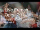 Watch Live French Open Tennis Mens