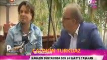Ferdi Tayfur 25.05.2014 TV8 Magazin programından muhteşem görüntüler&röportaj...caldion turkuaz