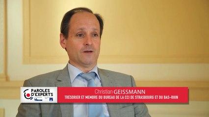 Paroles d'Experts à Strasbourg - Entretien avec Christian Geissmann