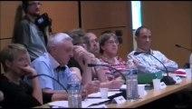 PORTES LES VALENCE : Conseil municipal du 14 avril 2014  -PARTIE 1