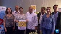 En donnant son sang samedi à Carcassonne, Franck Putelat, le Chef aux Deux étoiles, vous prépare un bon repas !