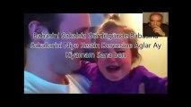 Baby Girl Misses Her Dad's Beard Babasinin Sakalini Özleyen Kiz(Nurettin Özdemir)