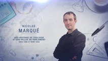 Ma thèse en 180'' - Nicolas Marqué, lauréat 2014, finale régionale Midi-Pyrénées
