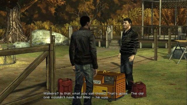 The Walking Dead -Season 1- Episode 2 - Gameplay Walkthrough - Part 2 - Starved for Help